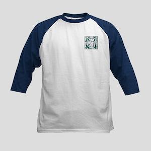 Monogram-Graham dress Kids Baseball Jersey