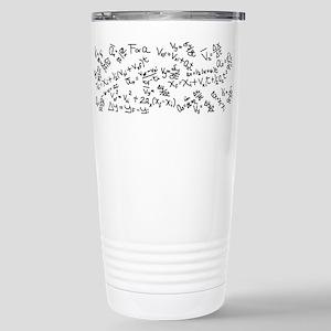 Physics Cheat Sheet I Travel Mug