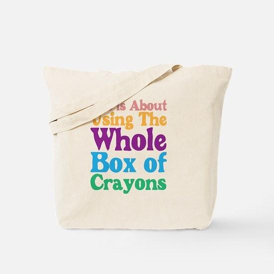 Cute Sexual orientation Tote Bag