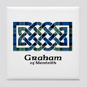 Knot - Graham of Menteith Tile Coaster