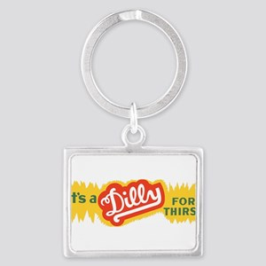 Dilly Soda 4 Keychains