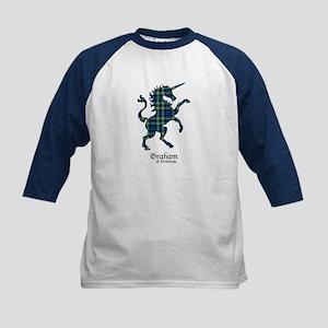 Unicorn-GrahamMontrose Kids Baseball Jersey