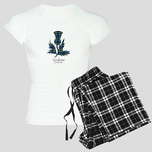 Thistle - Graham of Montrose Women's Light Pajamas
