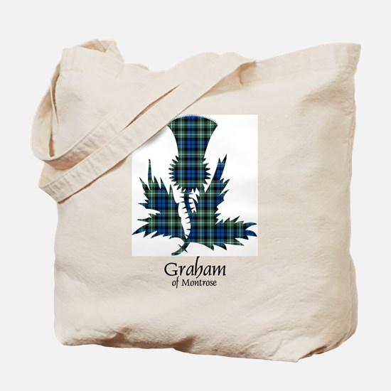 Thistle - Graham of Montrose Tote Bag