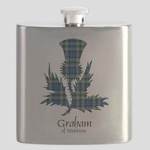 Thistle - Graham of Montrose Flask
