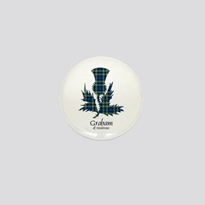 Thistle - Graham of Montrose Mini Button