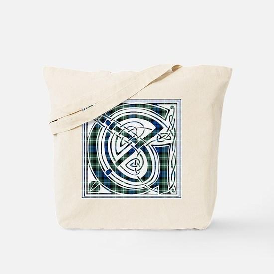 Monogram - Graham of Montrose Tote Bag