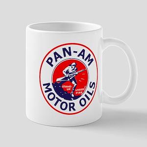 Pan Am Motor Oil 1 Mugs