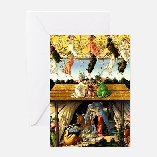 Unique Bethlehem Greeting Card