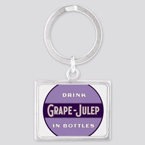 Grape Julep Soda 12 Keychains