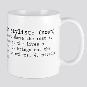 hair stylist definition Mugs