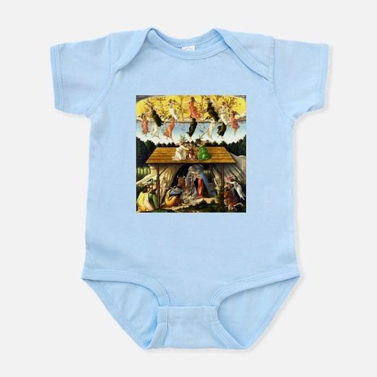 Mystical Nativity Botticelli Body Suit