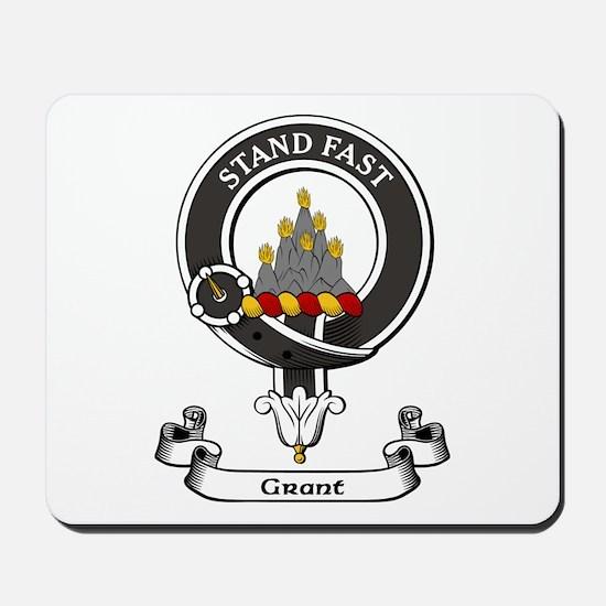 Badge - Grant Mousepad