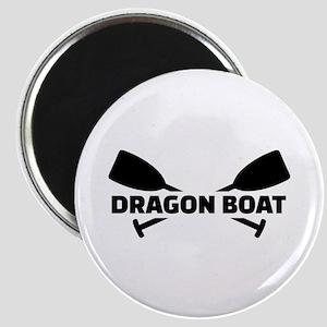 Dragon boat paddles Magnet