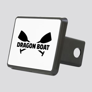 Dragon boat paddles Rectangular Hitch Cover