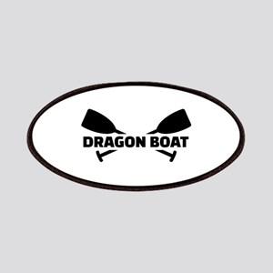 Dragon boat paddles Patch