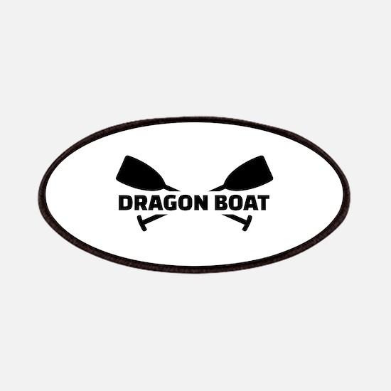 Dragon boat paddles Patch