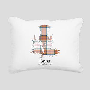 Thistle-GrantAuchnarrow Rectangular Canvas Pillow