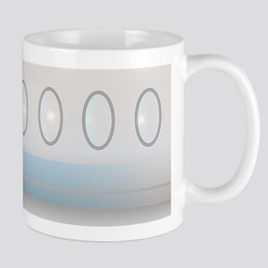 Aircraft Background Mugs