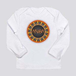 Aruba Hot Sun Long Sleeve T-Shirt