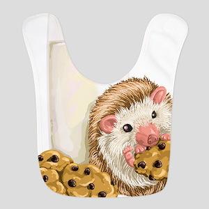 Cookie Hog Polyester Baby Bib