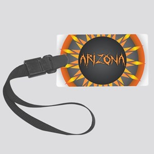 Arizona Hot Sun Large Luggage Tag