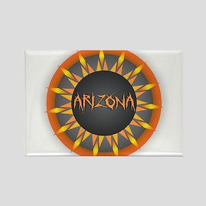 Arizona Hot Sun Magnets