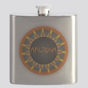 Arizona Hot Sun Flask