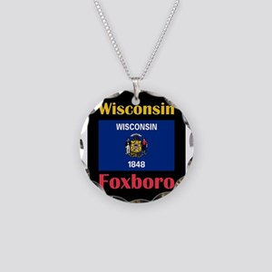Foxboro Wisconsin Necklace