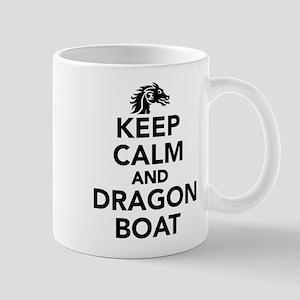 Keep calm and Dragon boat Mug
