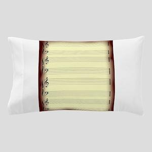 Old Manuscript Pillow Case