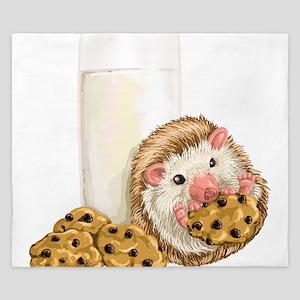 Cookie Hog King Duvet
