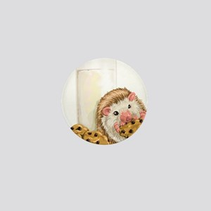 Cookie Hog Mini Button