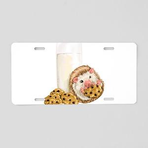 Cookie Hog Aluminum License Plate