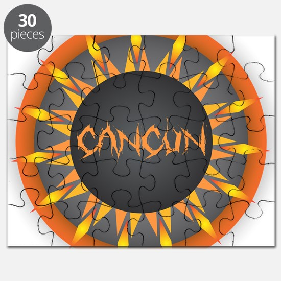 Cancun Hot Sun Puzzle