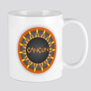 Cancun Hot Sun Mugs
