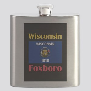 Foxboro Wisconsin Flask