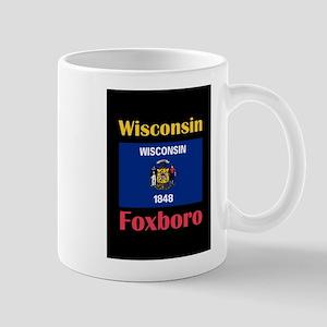 Foxboro Wisconsin Mugs