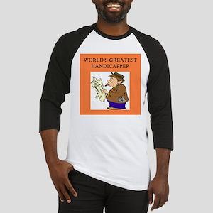 horse racing gifts t-shirts Baseball Jersey