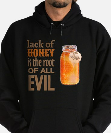Cute Honey jar Hoodie (dark)
