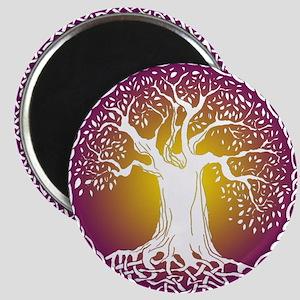 Celtic Tree III Magnet