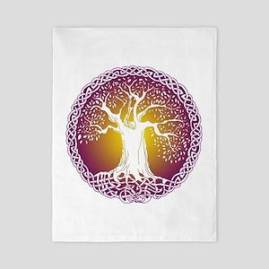 Celtic Tree III Twin Duvet