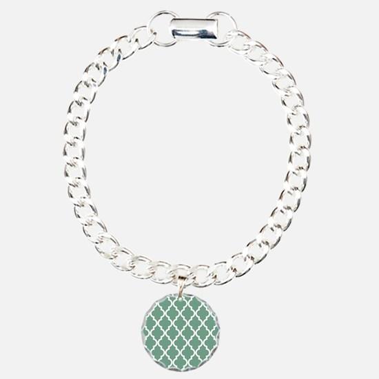 Moroccan Quatrefoil Patt Bracelet