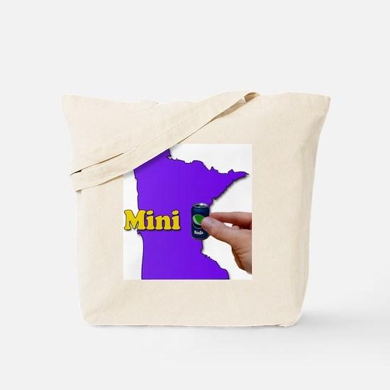 Funny Lake girl Tote Bag