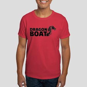 Dragon boat Dark T-Shirt