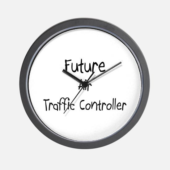 Future Air Traffic Controller Wall Clock