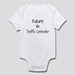 Future Air Traffic Controller Infant Bodysuit