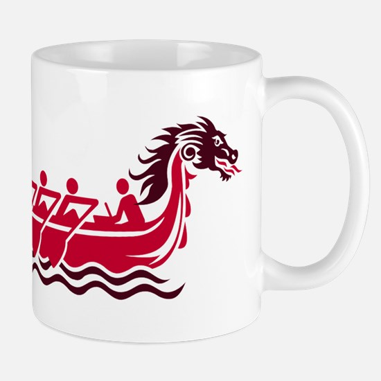 Dragon boat Mug