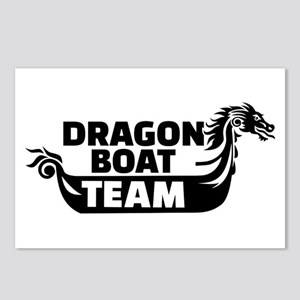 Dragon boat team Postcards (Package of 8)