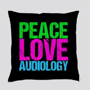 Cute Audiology Everyday Pillow